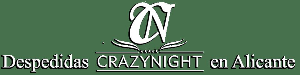 Despedidas de Soltera en Alicante CrazyNight Logo