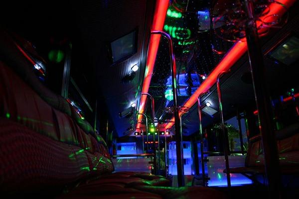 Interior del Discobus
