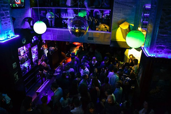 Discoteca John Mulligans en Alicante