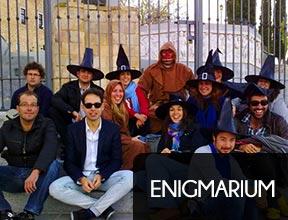 Enigmarium en Alicante