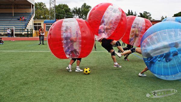 Soccerball en Alicante