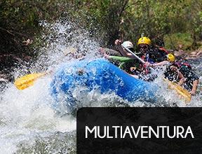 Multiaventura: Rafting y Barranquismo