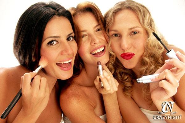 Beauty Party para despedidas de soltera