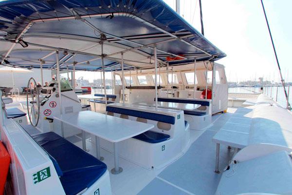 despedida boat party