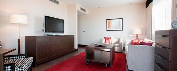 Habitación del Hotel en Alicante