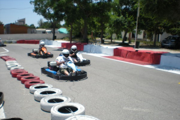 Circuito de karting en alicante
