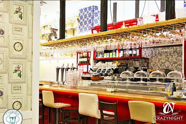 Restaurante Gastrobar Alicante 1