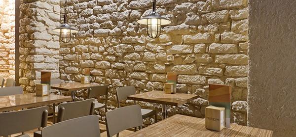 Sala de restaurante en Alicante